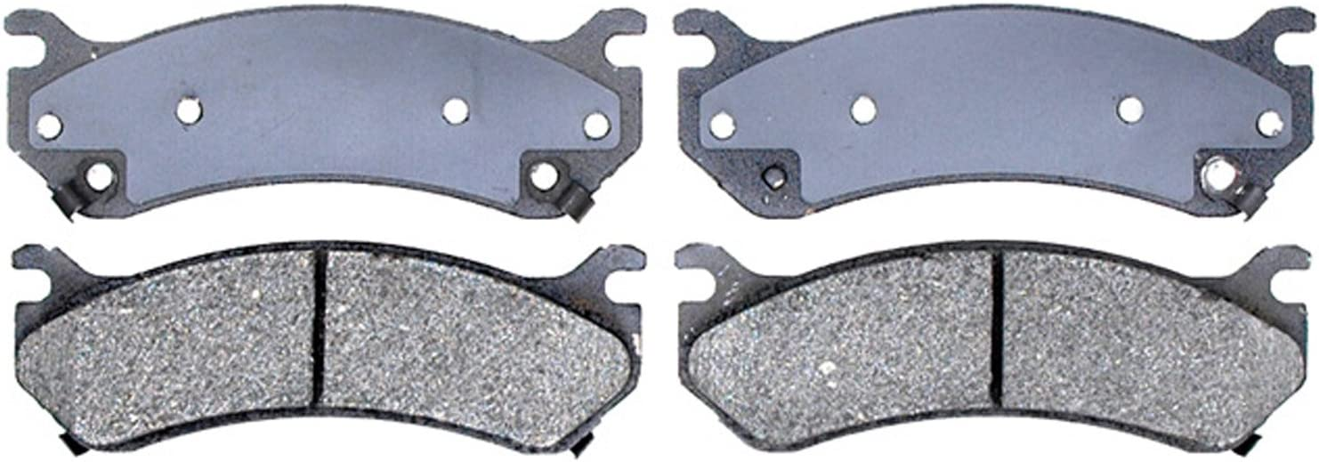 ACDelco Silver Ceramic Disc Brake Pad Set