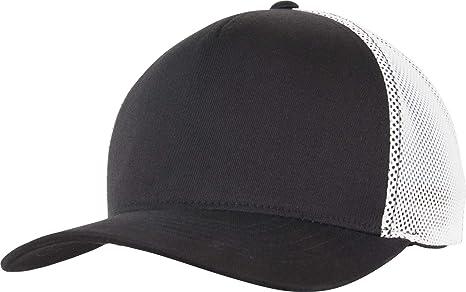Fitness & Jogging Bekleidung Damen Herren Cap Flexfit Double Jersey 2-Tone von # baseball kappe