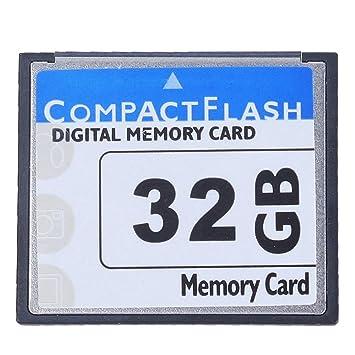 Nrpfell Professional Tarjeta De Memoria Compact Flash De ...