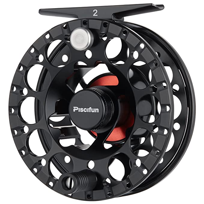 Best Fly Fishing Reel : Piscifun Sword