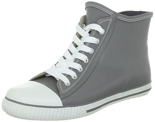 Buffalo 511-7483 Rubber 133405 - Zapatillas Fashion para Mujer, Color Gris, Talla 39: Amazon.es: Zapatos y complementos