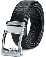 ネームブルー ベルト メンズ ビジネス カジュアル オートロック式 本革/レザー サイズ調整可能 男性用