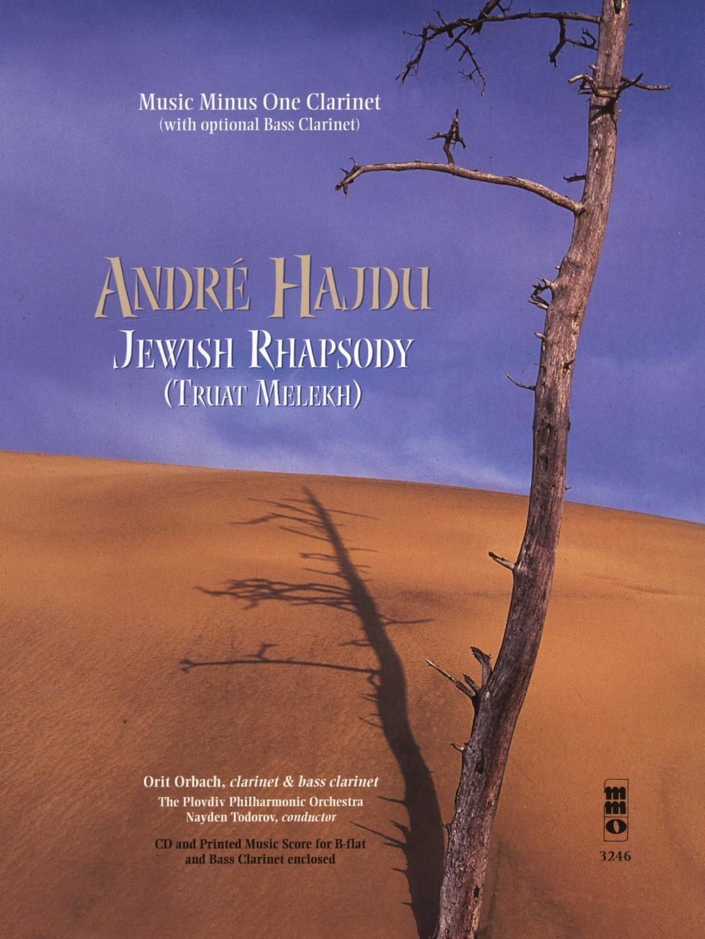 Hajdu Jewish Rhapsody for by Traditions (Generic)