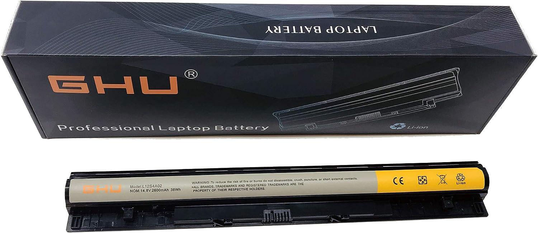 New GHU Battery L12L4A02 L12L4E01 L12M4A02 L12M4E01 L12S4A02 L12S4E01 2600 mAh Compatible with Lenovo IdeaPad G400S G405S G410S G510S G500S G505S G510S S410P S510P Touch Z710 G40-30 G40-45 G40-70