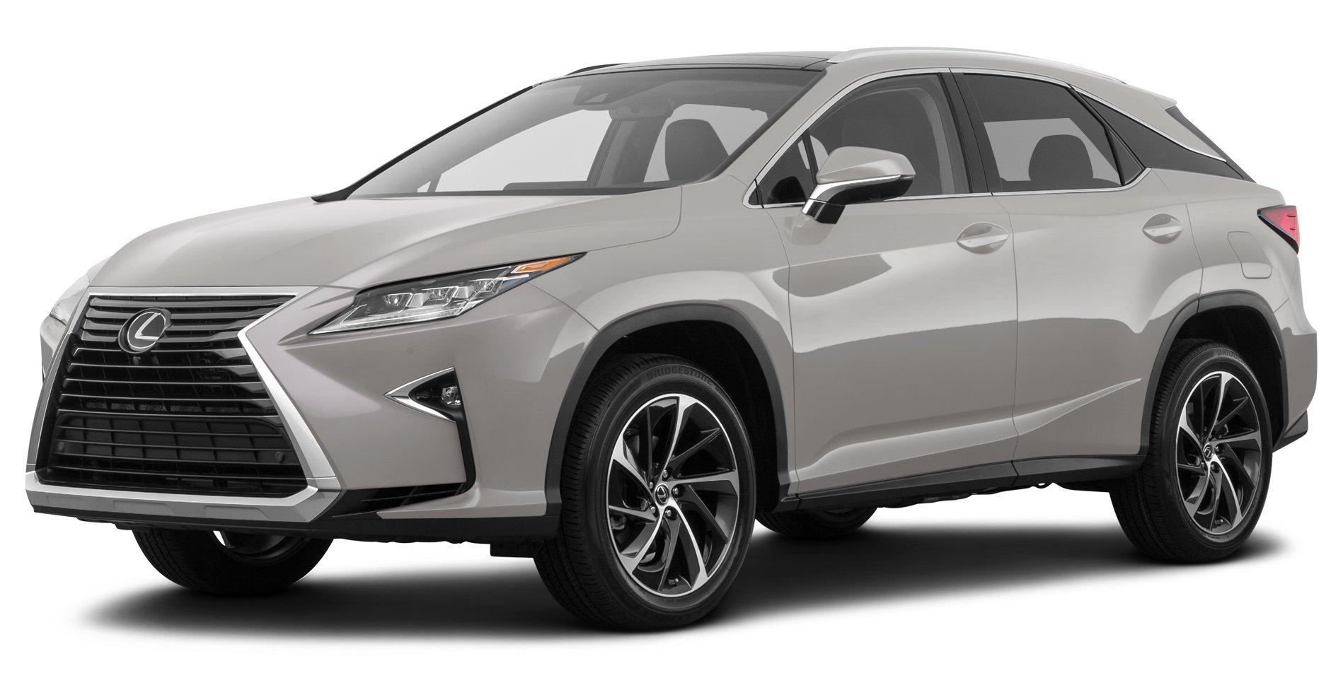 amazoncom  lexus rx reviews images  specs vehicles