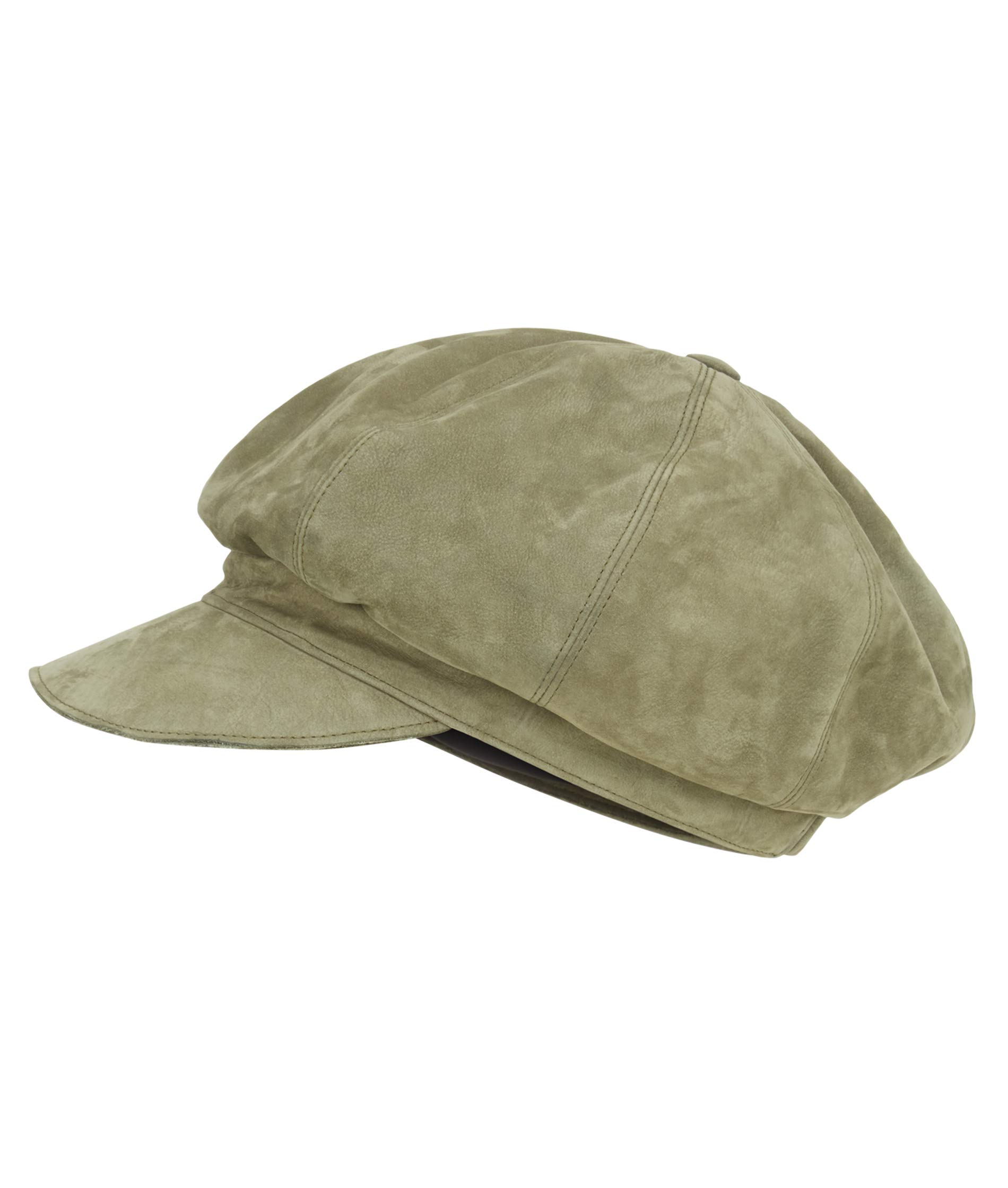 Troy London Bakers Cap One Size Olive