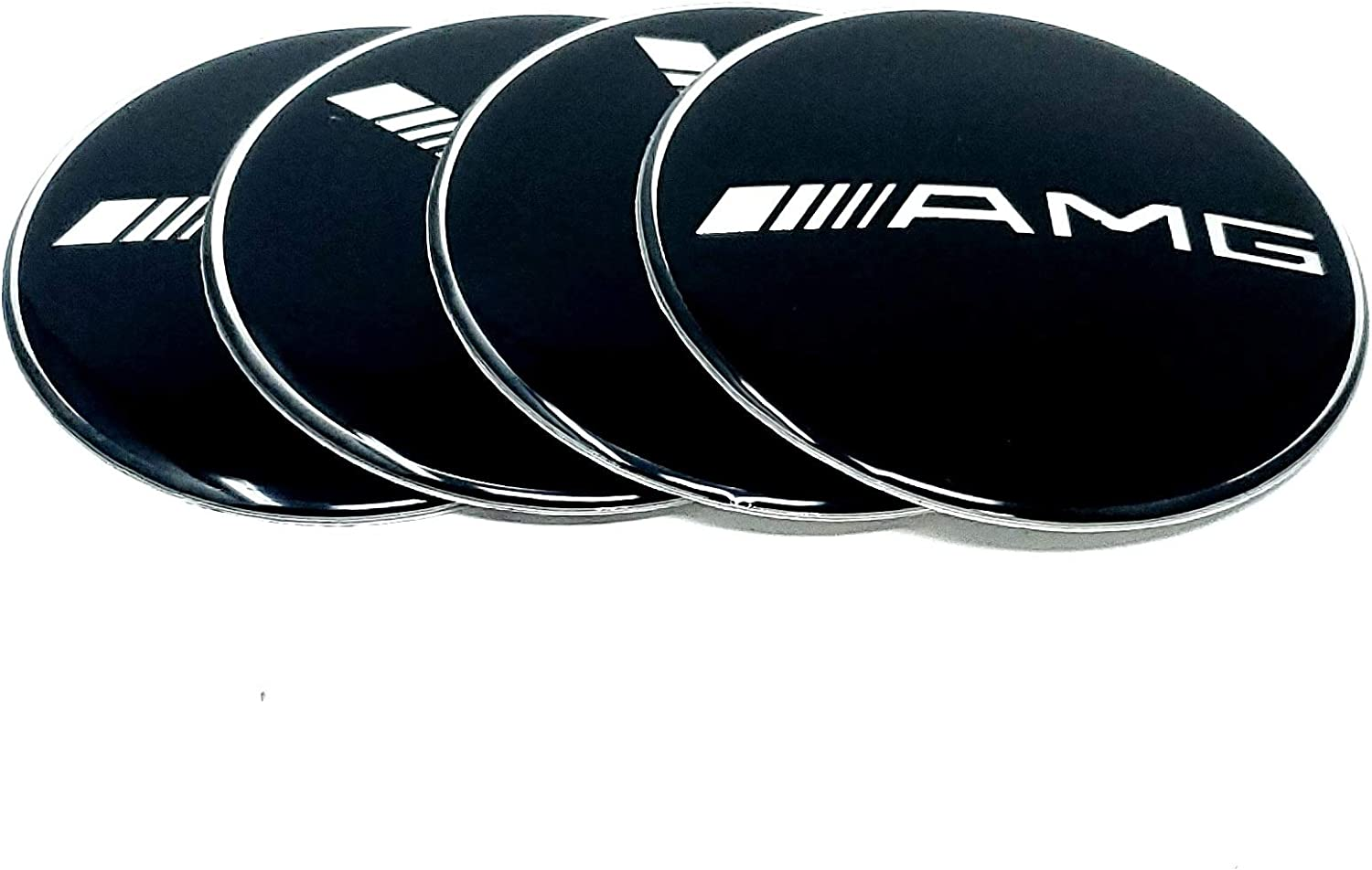 RED 2.20 inch 56mm Hub Cap Stickers For MAZDA 3 4 5 6 SPEED CX ETC Wheel Center Mag Rim Hubcap Emblem Logo Sticker PLEASE MEASURE Before Purchase for Best Fitment RENGVO Pack of 4