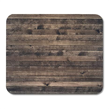 Marvelous Amazon Com Vankine Mouse Pads Weathered Wall Of Old Wooden Interior Design Ideas Helimdqseriescom