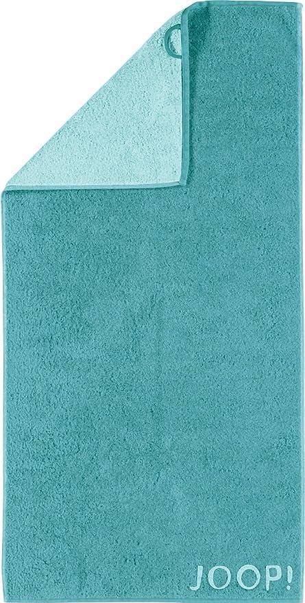Toallas de Mano de Classic Double Face 1600, 100% algodón, Turquesa