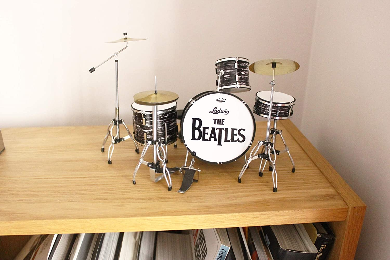RGM318 Ringo Starr - Kit de Tambor en Miniatura: Amazon.es: Hogar