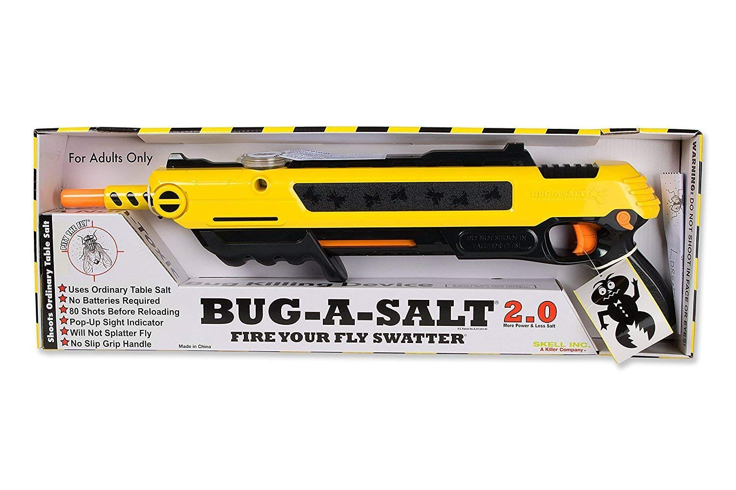 Bug Ms Kelly 2.0 Fly Gun - Direct from Patent Holder by Bug (Image #4)