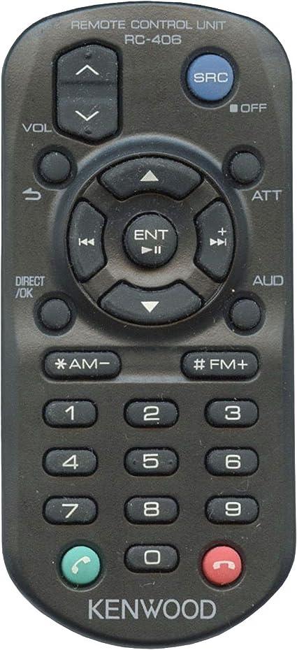 KDC230U KDC210U OEM Kenwood Remote Control: KDC168U KDC-210U KDC ...