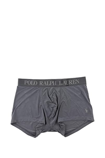 Ralph Lauren 714639086004 Bóxer, Gris (Marine Grey), Medium ...