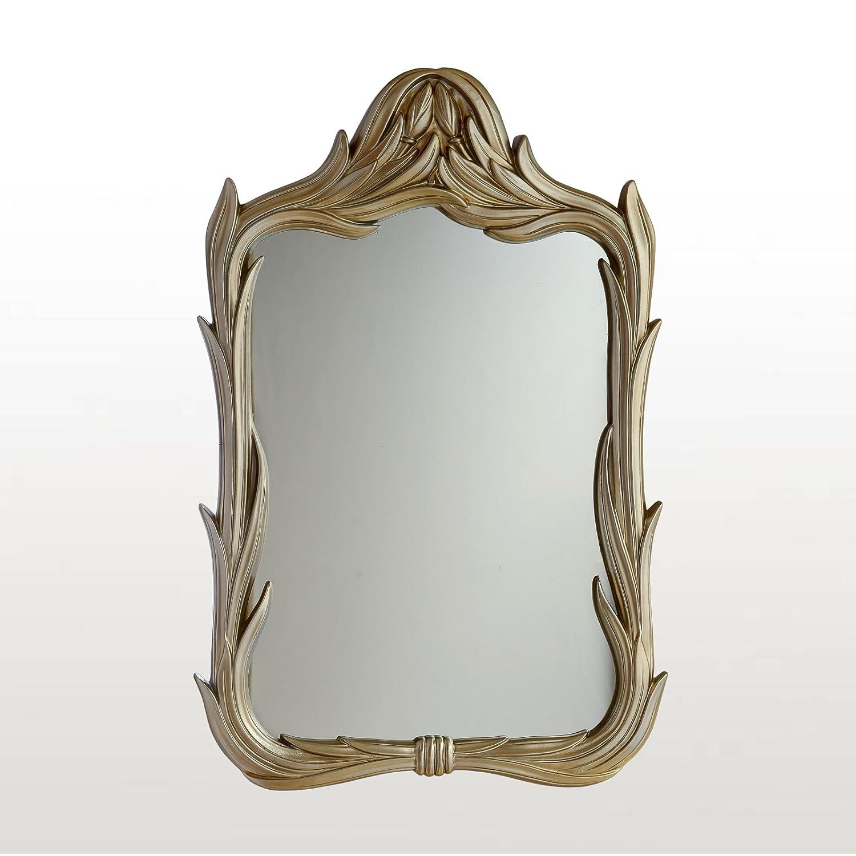 Enki BM008 1070 x 700 Glas gerahmt Design Vintage Spiegel Badezimmer ...