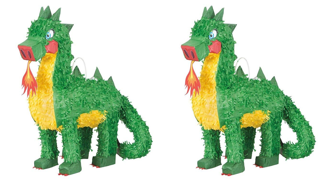 Dragon Pinata (2 pack)