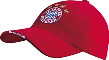 FC Bayern München - Gorra para niño (diseño Bayern de Múnich), color rojo
