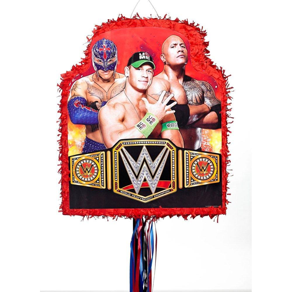 Ya Otta Pinata WWE Pinata,Multi-colored,One Size