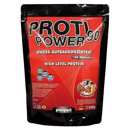 Prosport – proti Power 90 1 kg; Plátano