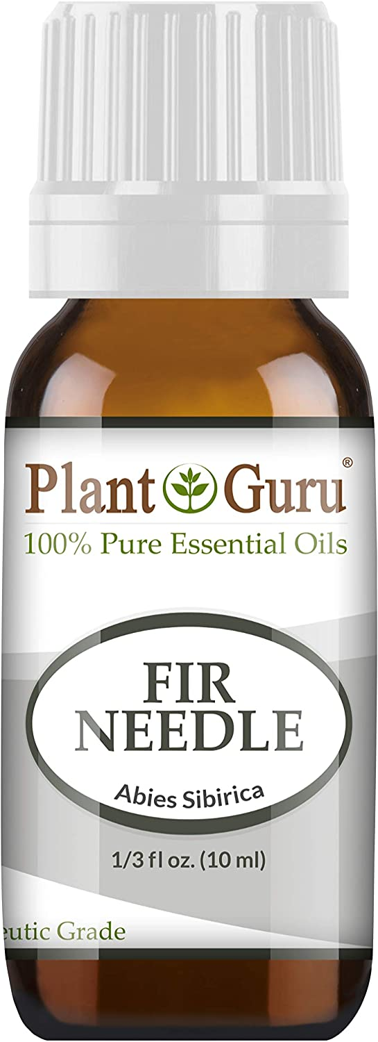 Fir Needle Essential Oil 10 ml 100% Pure Undiluted Therapeutic Grade.