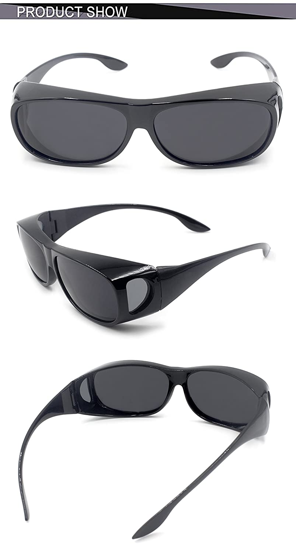 68377b3144d9a2 Lunettes de soleil de mode pour hommes Femmes Lunettes de vue polarisées  Lunettes de prescription Rx