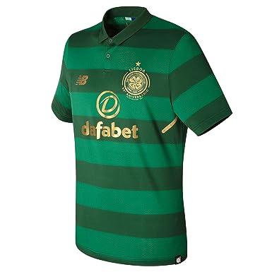 New Balance Celtic Away Elite Shirt 2017-18 - 2XL  Amazon.co.uk ... 95e3fd2a4