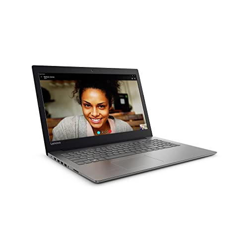 Lenovo Ideapad 320 Intel Core i3 6th Gen 15.6-inch Laptop (4GB/1TB HDD/DOS/Onyx Black/ 2.2kg/with ODD), 80XH01GEIN