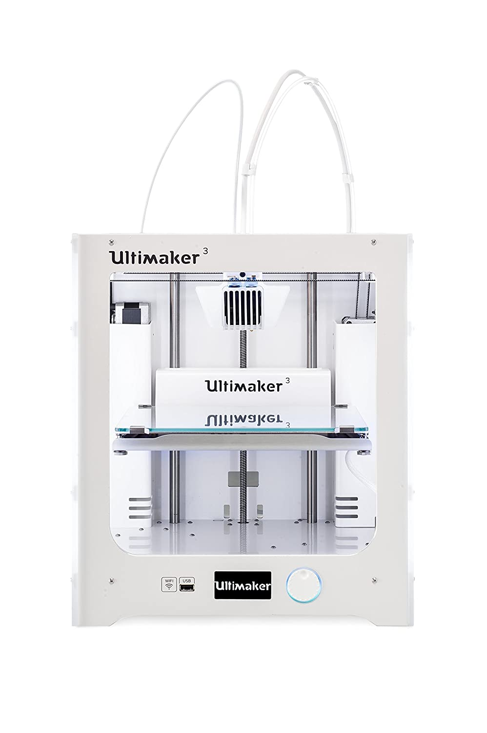 Impresora 3D Ultimaker 3 de doble extrusor: Amazon.es: Industria ...