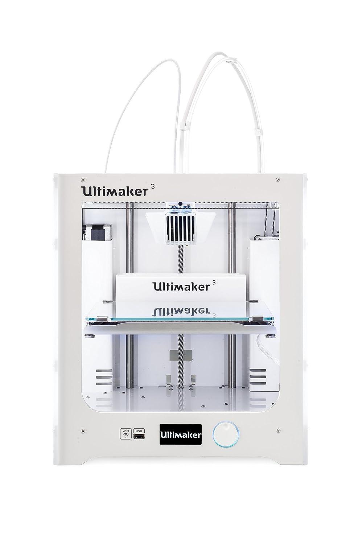 Impresora 3D Ultimaker 3 de doble extrusor: Amazon.es: Industria ...