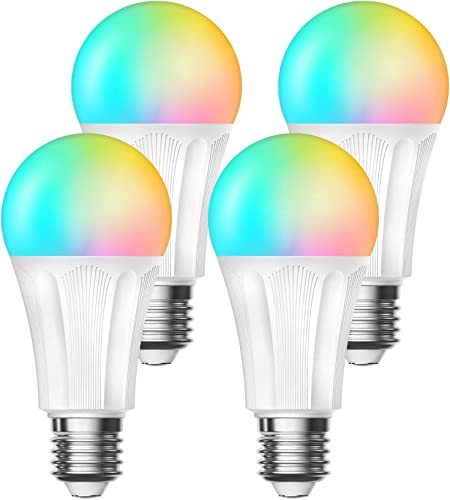 Smart Bulbs Smysen Smart Light Bulb