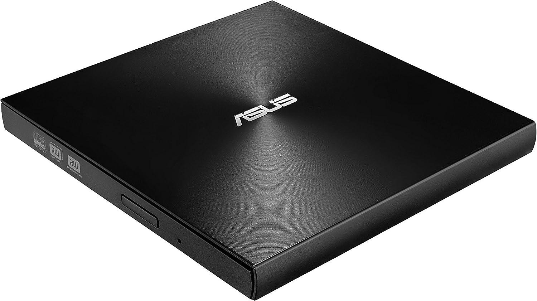 Asus Zendrive U9m Externer Dvd Brenner Schwarz Computer Zubehör