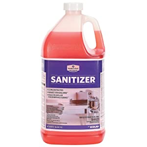Product of Member's Mark Commercial Sanitizer (128 oz.) - (Pack of 2) - Cleaners & Cleaning Supplies [Bulk Savings]