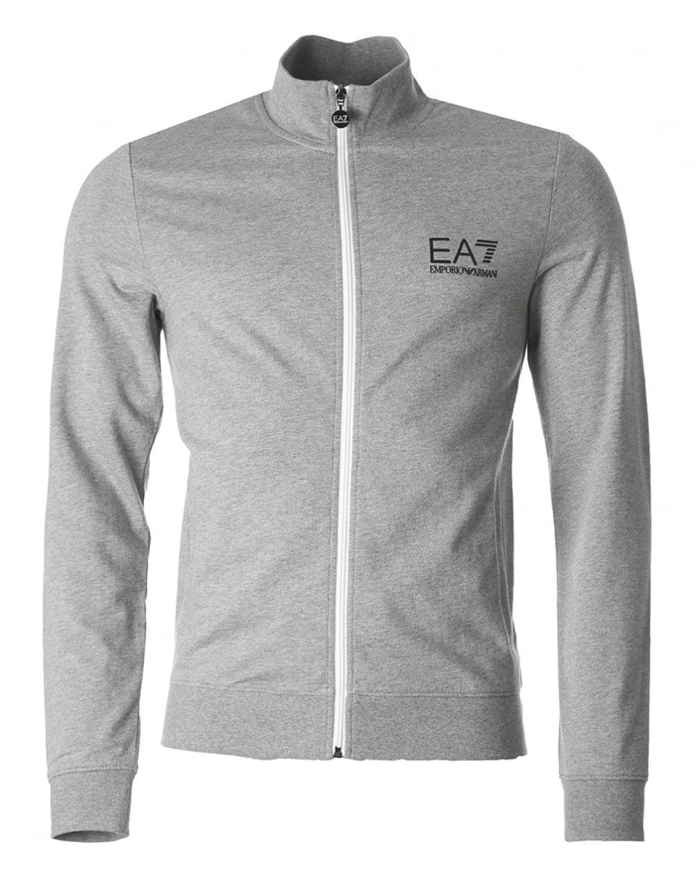 Traje de gimnasia para hombre, de algodón, EA7 Emporio ...
