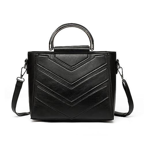 26a98376d4c9 Amazon.com: 2018 New Women Bag Leather Handbags Ladies Crossbody ...