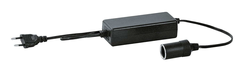 Ezetil Transformador AC/DC 230V a 12V - 5A, color negro IPV GmbH 879920