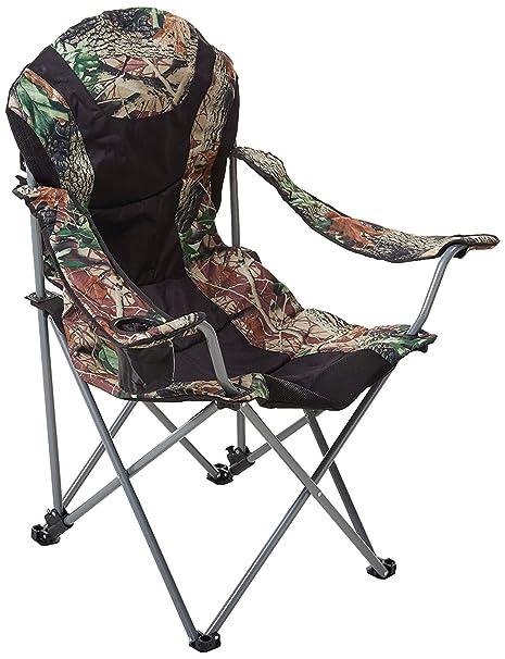 Incredible Mings Mark 36030 Foldable Reclining Camp Chair Black Camo Creativecarmelina Interior Chair Design Creativecarmelinacom