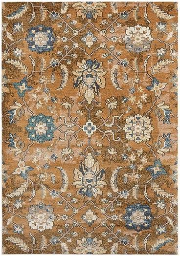 Luxe Weavers Metropolitan Oriental 8 x 10 Area Rug