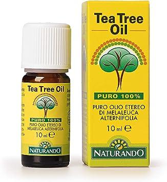 Imagen deNaturando - Puro Aceite de Árbol de Té (Melaleuca Alternifolia) 10 ml