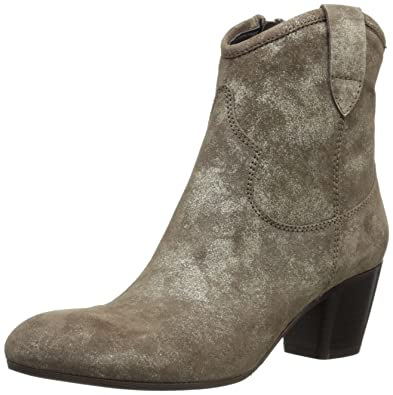 Women's Fuzzy Western Boot