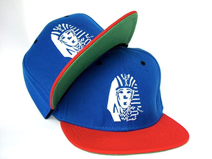 Last Kings Tyga Snapback Cap Cap Collection - 2 Tone Blue/Red ...