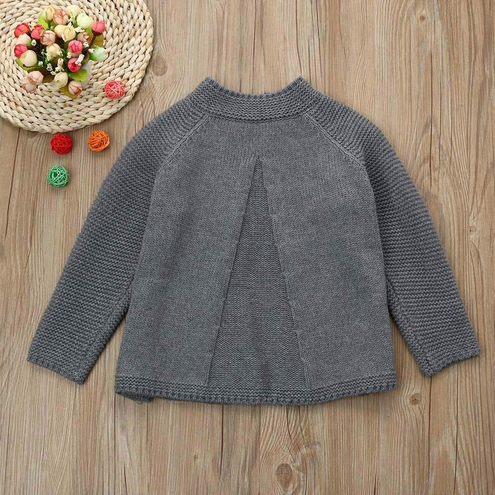 Mutter & Kinder Begeistert Kinder Strickjacke Frühjahr Und Herbst Jungen Baumwolle Pullover Kinder Pullover Weste Computer Baby Gestrickte Pullover