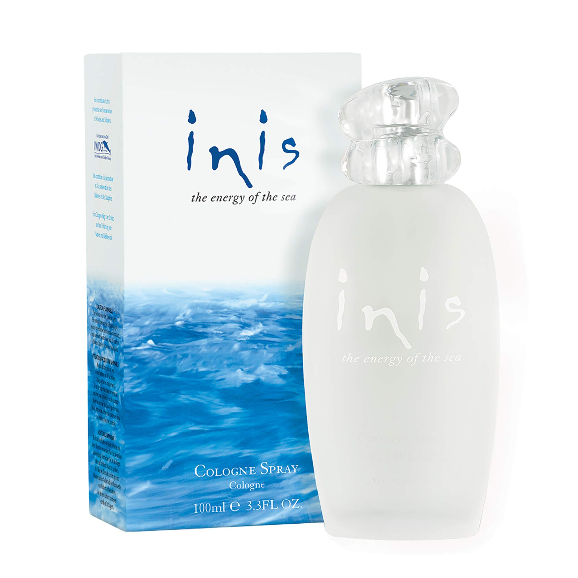 Inis the Energy of the Sea Cologne Spray, 3.3 Fluid Ounce by Inis the Energy of the Sea