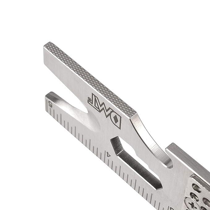 Fino Sin g/énero 4 x 32 x 133 mm DMT Afilador de Diamante Multiuso EDC-Sharp 20006 9 Funciones