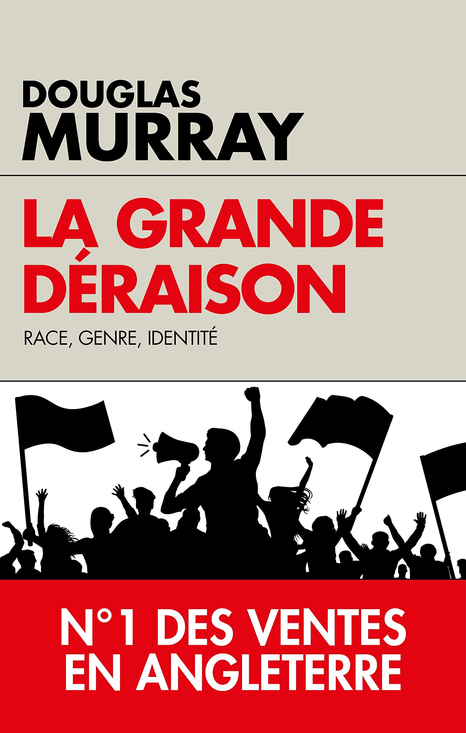 Amazon.it: La grande déraison : Race, genre, identité - Murray, Douglas,  Roche, Daniel - Libri in altre lingue