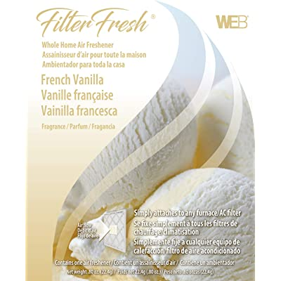 WEB FilterFresh Whole Home French Vanilla Air Freshener: Home Improvement