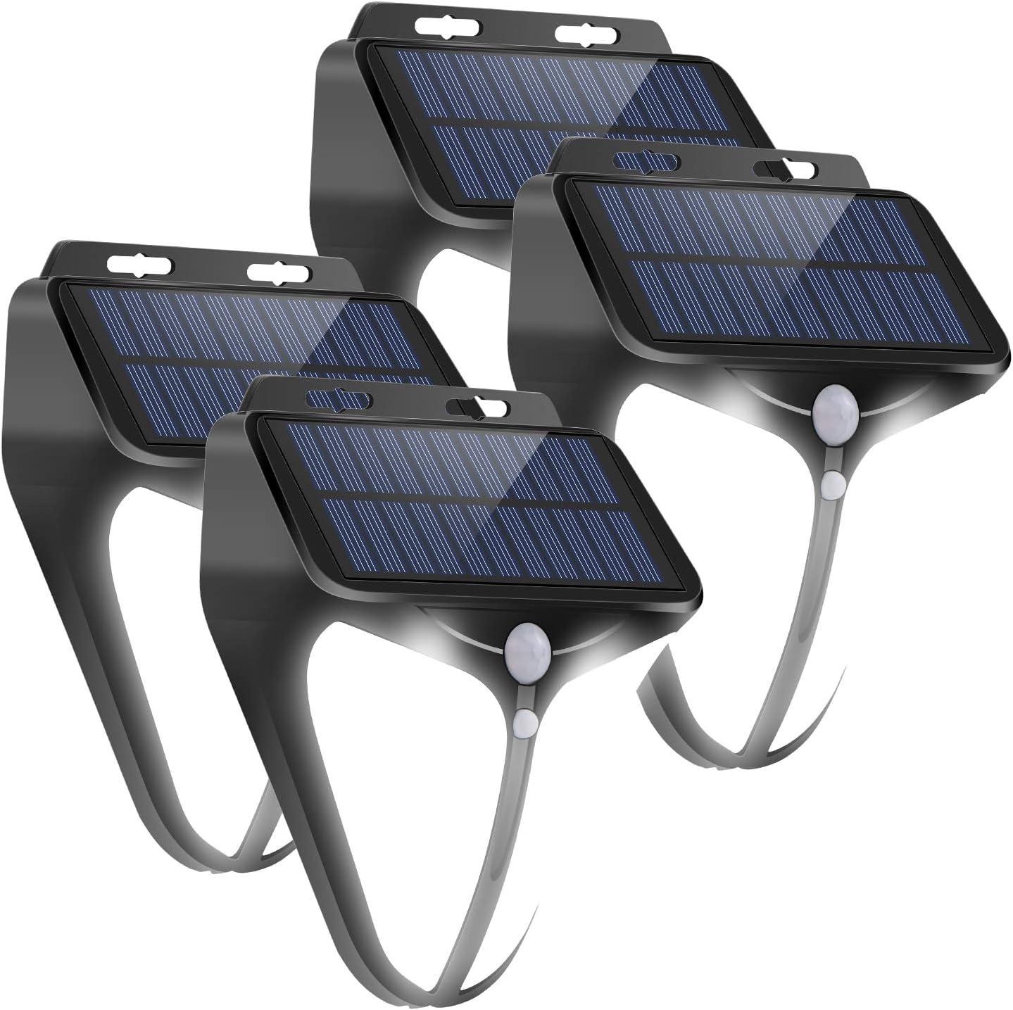 A-Zone Solar Motion Sensor Security Lights