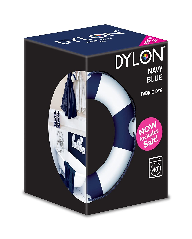 Dylon 350 g Machine Dye with Salt - Navy Blue DMD350108