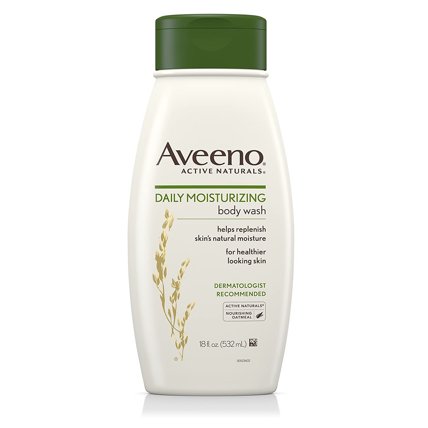 Aveeno Daily Moisturizing Body Wash: