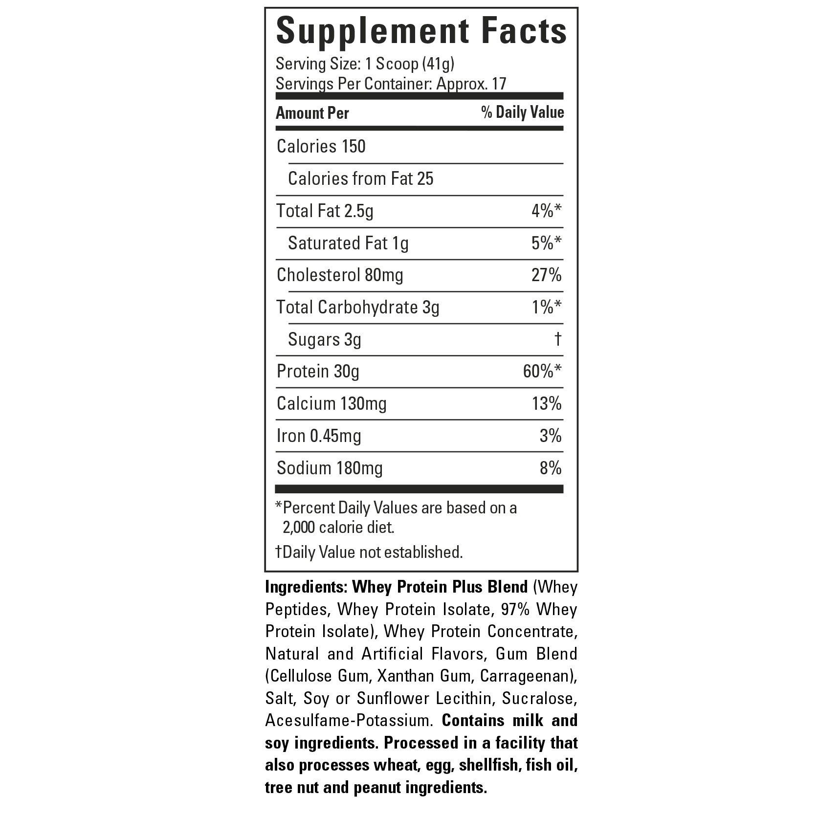 Six Star Whey Isolate Plus Protein Powder, 100% Whey Protein Isolate,Vanilla Cream,1.5 Pounds