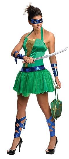 Teenage Mutant Ninja Turtles T.M.N.T. Female Leonardo ...