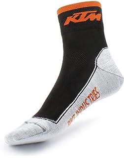 1 Paar KTM BIKE Qualitäts Socken Gr 36-39 KEY HOLDER Factory Line